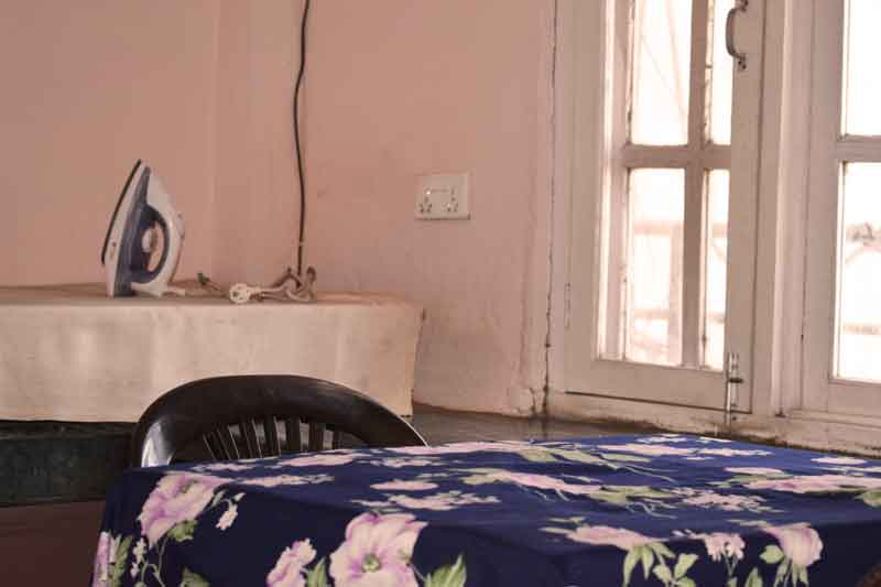 Ironing boards- RadhaKrishna girls anf boys hostel