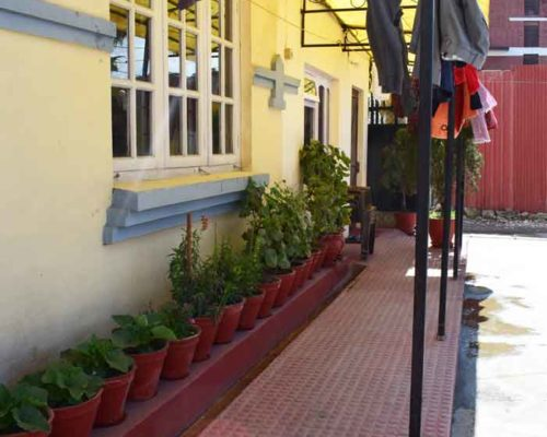 Pleasant atmosphere- RadhaKrishna girls and boys hostel