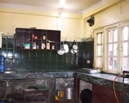 Hygienic kitchen- RadhaKrishna girls and boys hostel
